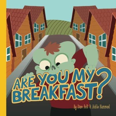 Are,You,My,Breakfast?,All,Ages,Picture,Book,adorable,brains,breakfast,cute,kids,picture book,Zombie
