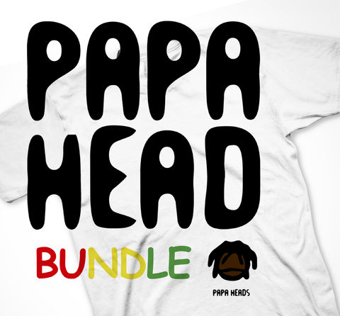 PAPA,HEAD,BUNDLE!,Papa head, Steve edwards