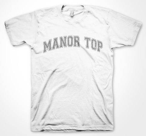 Manor,Top,Yorkshire Tee Designs, Sheffield Districts, Tees, manor top, manor, dtg, printing