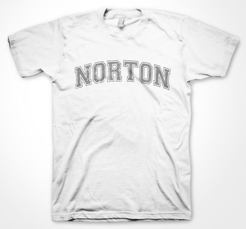 Norton,Yorkshire Tee Designs, Sheffield Districts, Tees, dtg, printing, norton