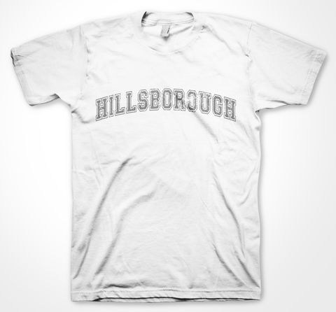 Hillsborough,Yorkshire Tee Designs, Sheffield Districts, Tees