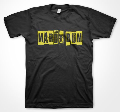 MARDY,BUM,tshirt, tee, yorkshiretee, sheffield, accent, sayings, yorkshire, dtg, printing, MARDY BUM