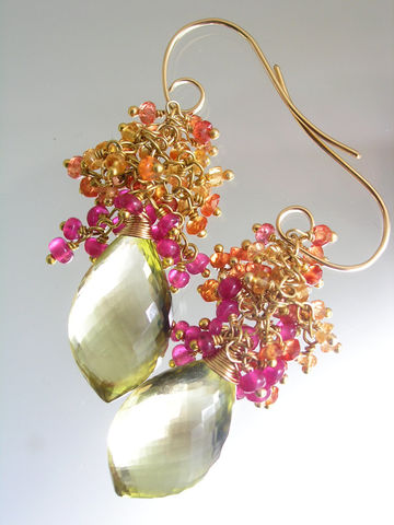 Sapphire,Ruby,Tassel,Earrings,,Cascading,Gemstones,,Lemon,Quartz,,14k,Gold,Filled,,Gemstone,Dangles,,Evening,Jewels,,Runway,,Original,Design,Jewelry,Earrings,Runway_Earrings,Sapphire_Ruby,Tassel_Earrings,Lemon_Quartz_Tassels,Gemstone_Dangles,Artist_Made_Earrings,gemstone_earrings,gemstone_tassels,bellajewels,sapphire_earrings,cascading_gemstones,14k_Gold_Filled,Evening_Jewels,14k gold filled c