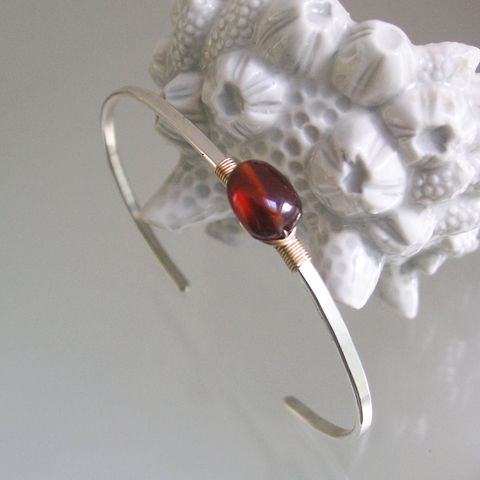 Modern,Gemstone,Sterling,Cuff,,Mixed,Metal,Minimalist,Bracelet,with,single,Amber,Hued,Spessartite,Jewelry,Mixed_Metal_Cuff,Amber_Hued,Stackable,Elegant,Hand_Wrought,Asymmetric,Original_Design,Spessartite_Cuff,Sterling_Cuff,Bellajewels,Gemstone_Bracelet,Bella_Jewels,minimalist_bracelet,spessartite,sterling silver,14k gold fill