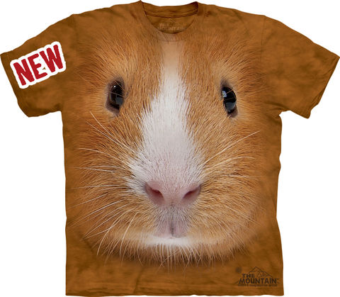 Eco-Friendly,T-shirt,Guinea,Pig,t-shirt, eco tshirt, tshirt, eco-friendly tshirt, eco-friendly clothing, guinea pig, guinea pig tshirt