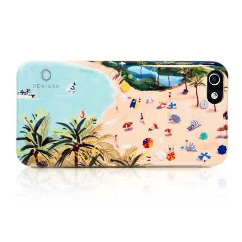 Devieta,Beach,Scene,IPhone,5,Case,Devieta Beach Scene IPhone 5 Case, Devieta IPhone 5 Case Devieta Phone Case, IPhone 5 Case, IPhone Case, Beach Scene IPhone 5 Case, Beach Scene Phone Case, Beach Umbrella Phone Case, Beach Umbrella IPhone 5 Case, Palm Tree Phone Case, Palm Tree IPhone 5 C