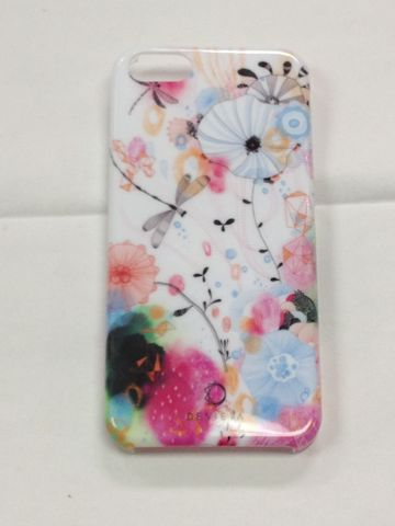 Devieta,Dragonfly,and,Flower,IPhone,5,Case,Devieta Dragonfly and Flower IPhone 5 Case, Colorful Devieta Dragonfly and Flower IPhone 5 Case, Colorful IPhone 5 Case, IPhone 5 Case, Dragonfly IPhone 5 Case, Flower IPhone 5 Case