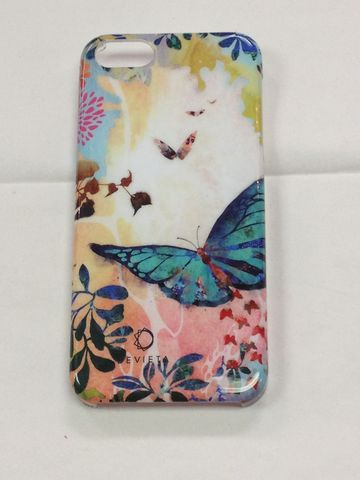 Devieta,Butterfly,Scene,IPhone,5,Case, Devieta IPhone Case, Devieta IPhone 5 Case, Devieta IPhone 5 Butterfly Scene Case, Butterfly IPhone 5 Case, IPhone 5 Case, Butterfly Phone Case