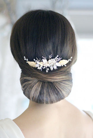 Luna,Gold,Bridal,Comb,Weddings,Accessories,leaf_hair_vine,hair_vine,leaf_vines,bridal_hair_vine,bridesmaid_vines,leaf_comb,bridal_comb,luxury_combs,luxury_bridal,bridal_accessories,bridal_combs,wedding_accessories,gold_hair_vine