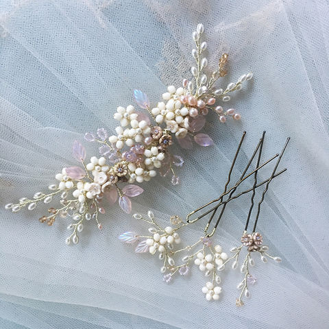 Ellie,Hair,Vine,wild flower headdress, wild flower hairpins, wild flower hair vine, Weddings_Accessories,floral_hairvine,bridal_headpiece,bridal_comb,gold_headpiece_wedding_hairvines,hair_vines,bridal_hair_vine,floral_headdress,hair_vine,wedding_accessories,beaded_headpi