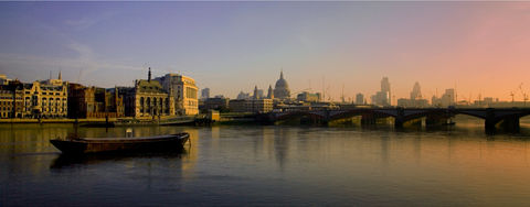 Thames,Sunrise,Thames Sunrise, Bob Lambourne, National Gallery, London, Photography, Shot Collective