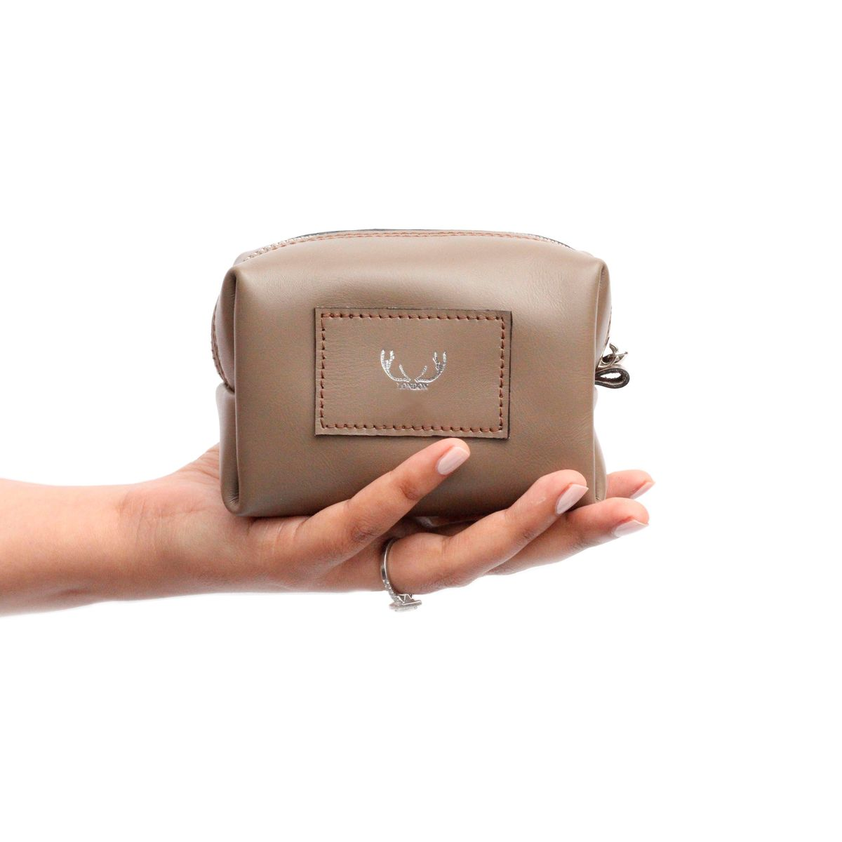 *NEW* Mink Petite Millie Cosmetic Bag - product images  of