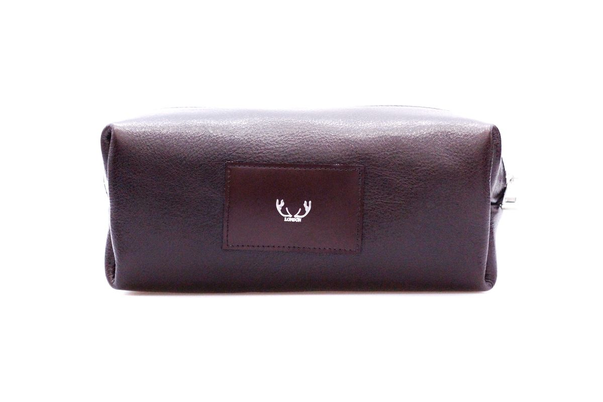 Brown Wash Bag - product images  of
