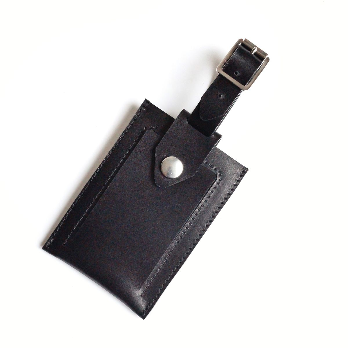 *NEW* Black Luggage Tag - product images  of