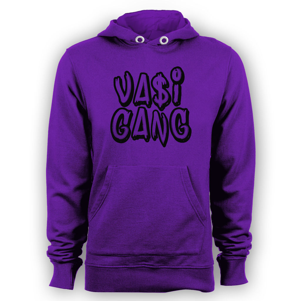 Vasi Gang Hoodie (Black Text) - product images  of