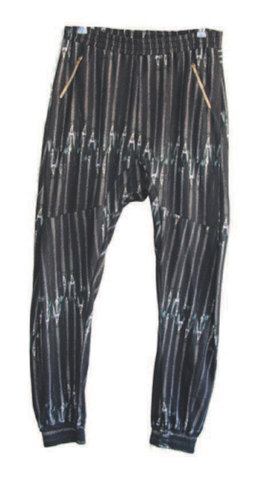 Zip,Track,Pants,Leopard by Belle Sauvage Spring Summer 2013 Zip Track Pants. Ready to wear Fashion. Belle Sauvage London.