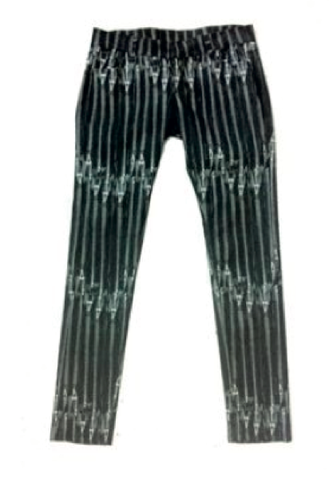 Unisex,Skinny,Jeans,Leopard by Belle Sauvage Spring Summer 2013 Unisex Skinny Jeans. Ready to wear Fashion. Belle Sauvage London.