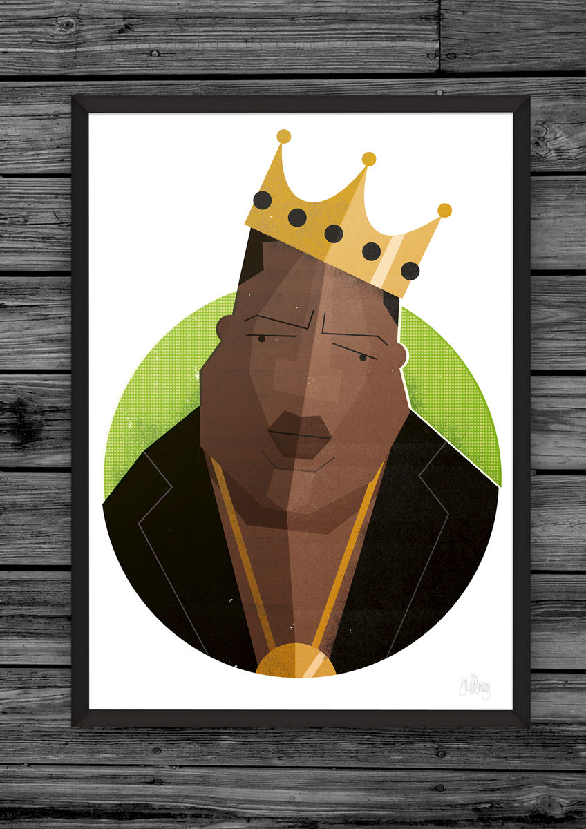 Hip Hop Head 1 - product image