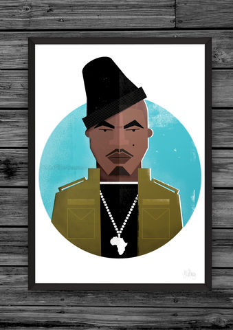 Hip,Hop,Head,16,hip, hop, head, heads, dale, edwin, murray, prints, print, art, buy, online, giclee, exclusive