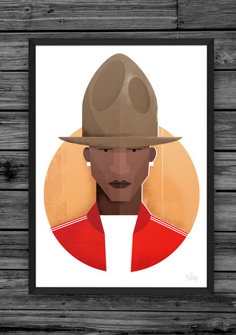 Hip,Hop,Head,17,hip, hop, head, heads, dale, edwin, murray, prints, print, art, buy, online, giclee