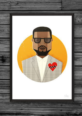 Hip,Hop,Head,4,hiphop, hip, hop, head, heads, dale, edwin, murray, prints, print, art, buy, online, giclee, exclusive