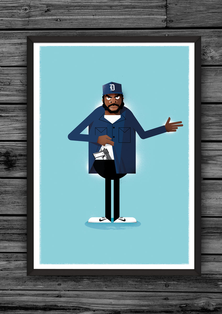 Doughboy print - product image
