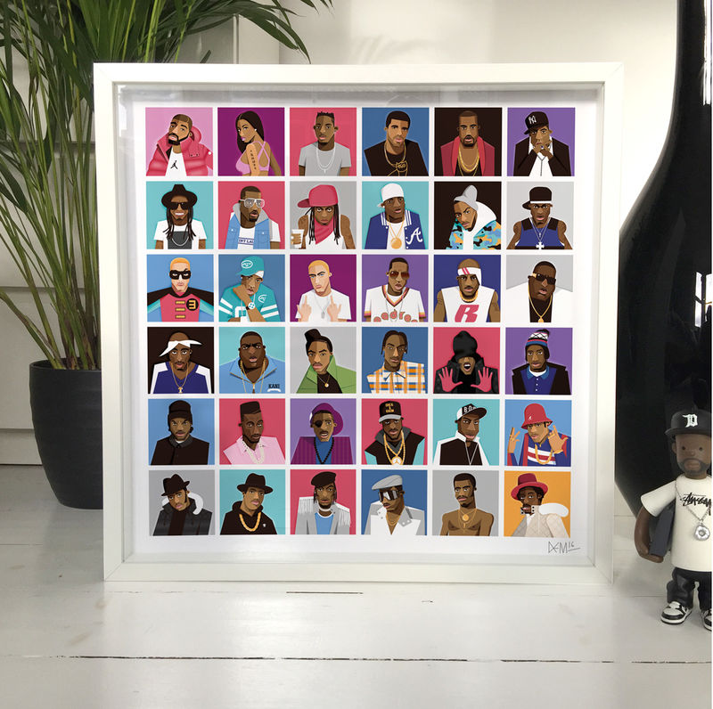 HipHopHead 'Legends' - product images  of