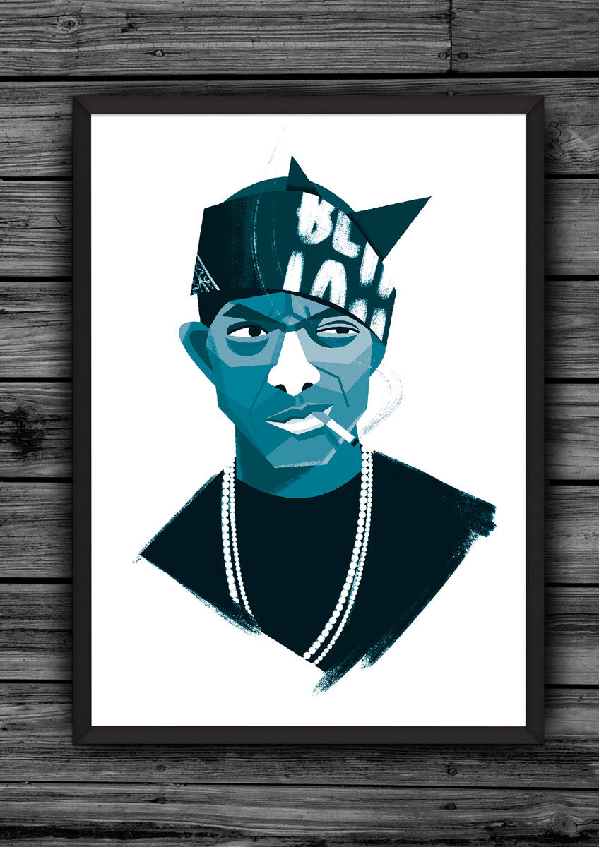 Hip Hop Head 49 - product image