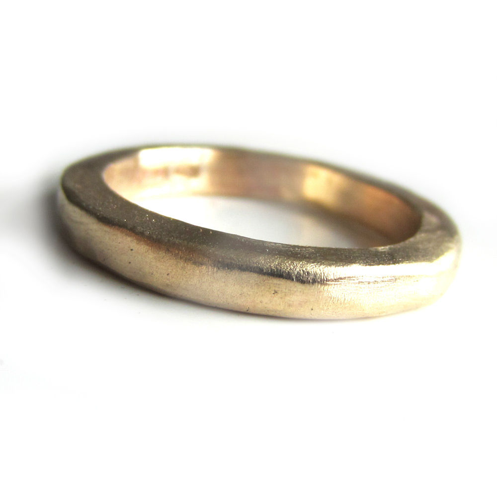 Forged Wedding Rings