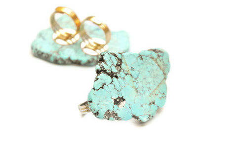 Exotic,Turquoise,Ring,Jewelry,Stone,gold_plated_ring,exotic_ring,large_ring,Statement_jewelry,turquoise_ring,boho_chic,statement_ring,genuine_turquoise,gold_turquoise,two_finger_rings,trendy_rings,The_Artisan_Group,22k ring,gold,exotic turquoise,large turquoise