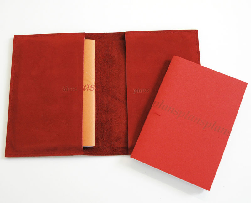Ebb & Flow (dual notebook wrap) - product images  of