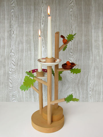 Woodland,Candelabra,unusual candelabra, woodland wedding,table centrepiece,branch table decoration