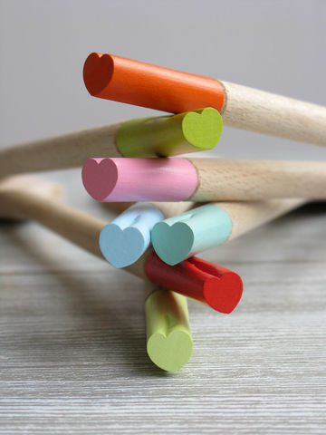 Modern Welsh Lovespoon - product images  of