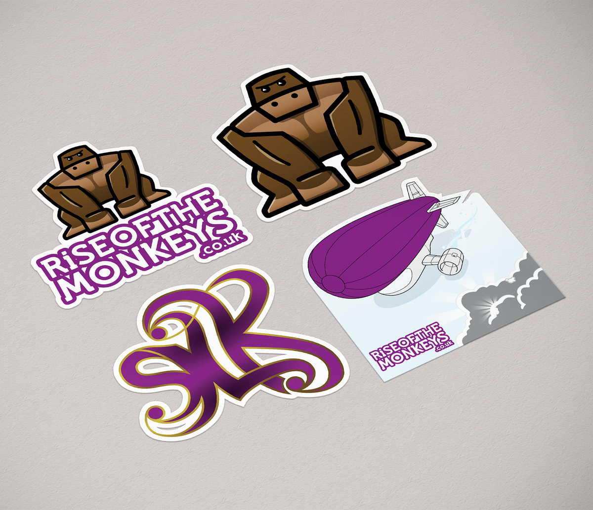 Sticker Pack - product image
