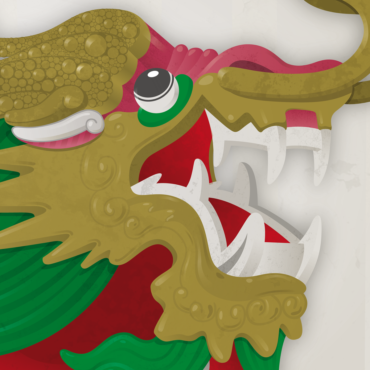 Chinese Dragon Poster - product images  of