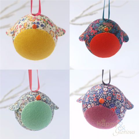 Adult's,Robin,baubles,workshop,with,Jaina,Minton,-,Thursday,9th,November
