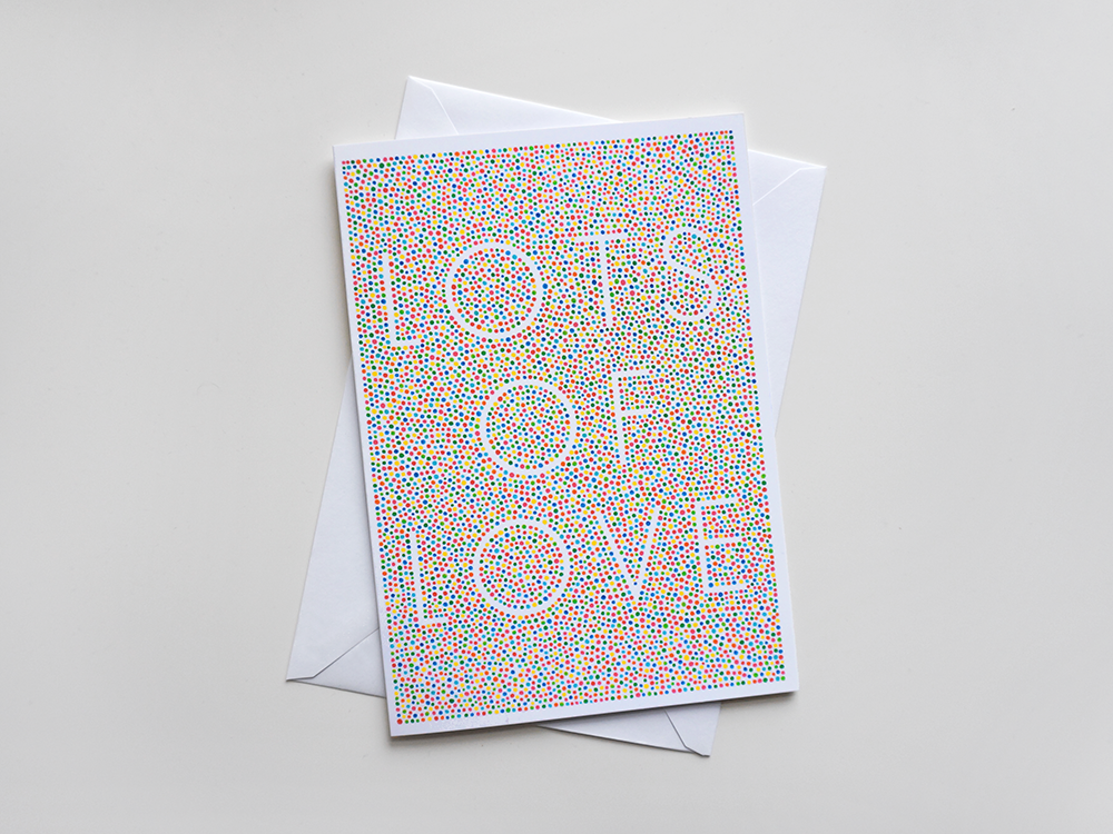 Love Card: Multi - product images  of
