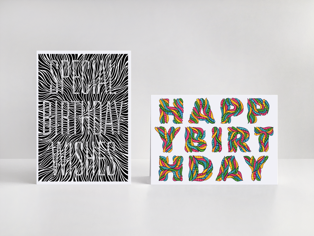 Birthday Card Set - product image