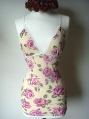 Wow 73% Off!! Our Cotton Rose Print Bra Camisole - product images  of