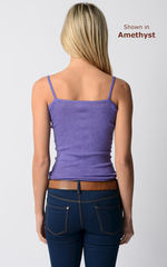 Now 60% Off! Our Plain Knit Bound Edge Camisole - product images 8 of 8
