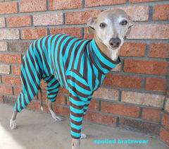 Designer,Cotton,Knit,Striped,Dog,Romper-custom,made,best dog clothes, cotton dog clothes, italian greyhound clothes, striped dog hoodie, sleeveless dog clothing