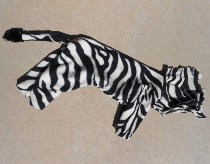 Zebra Pet Zebra Dog Jungle Jammies Pet