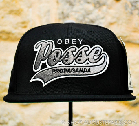 Snapback,Obey,On,Deck,snapback, Obey, casquette, réglable, original, Shepard Fairey, cap, hat