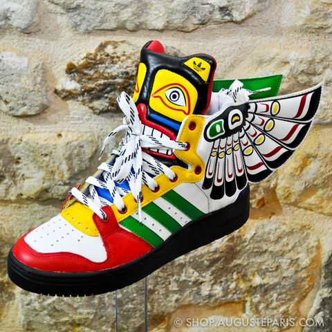 ADIDAS,ORIGINALS,BY,JEREMY,SCOTT,EAGLE,WING,sneakers, adidas, adidas originals, adidas originals by jeremy scott, jeremy scott