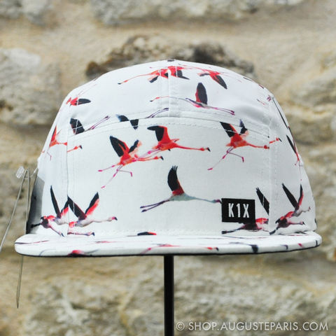 Snapback,5,panel,K1X,FLAMINGO