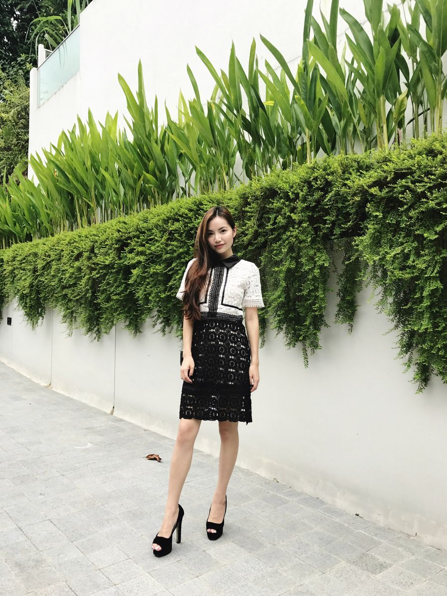 Celine Lace Dress - product images  of