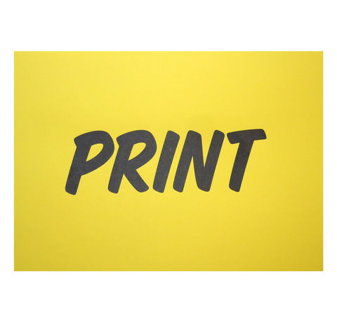 PRINT,screen,print,~,Pearl,black,screenprints, printmaking, handprinted, typography, lettering, print, poster