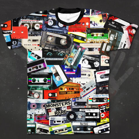 Mr,Crump,-,MIX,TAPE,V2,Tee,or,Sweater...