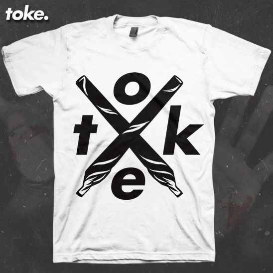 Toke - Crossed Joints T Shirt - product images  of