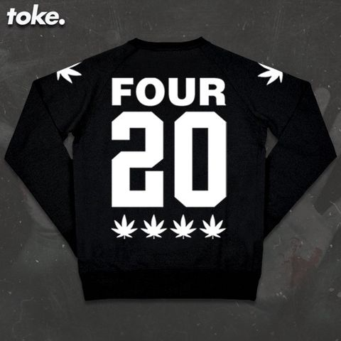 Toke,-,420,Sweatshirt,or,Zipper,Hoody